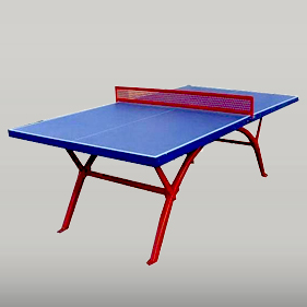 SMC Table Tennis Table Form